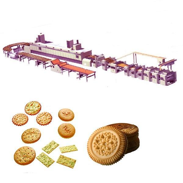 Automatic Biscuit Production Line #2 image