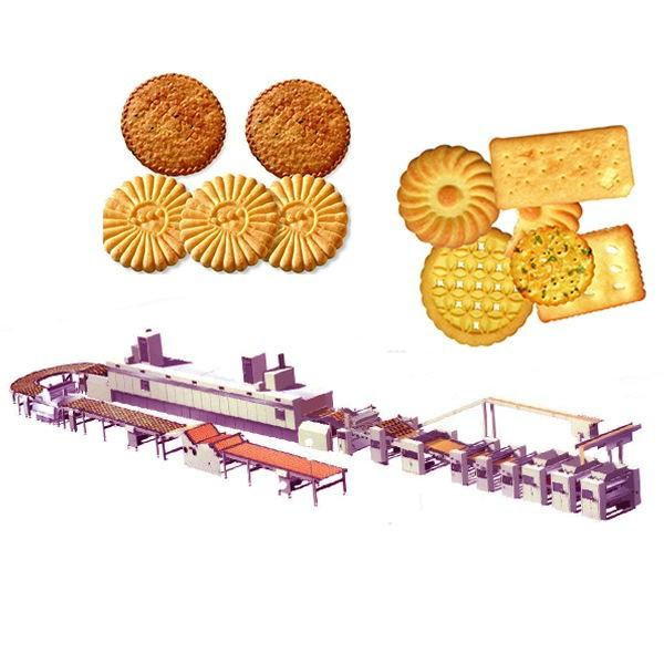 Automatic Biscuit Production Line #5 image