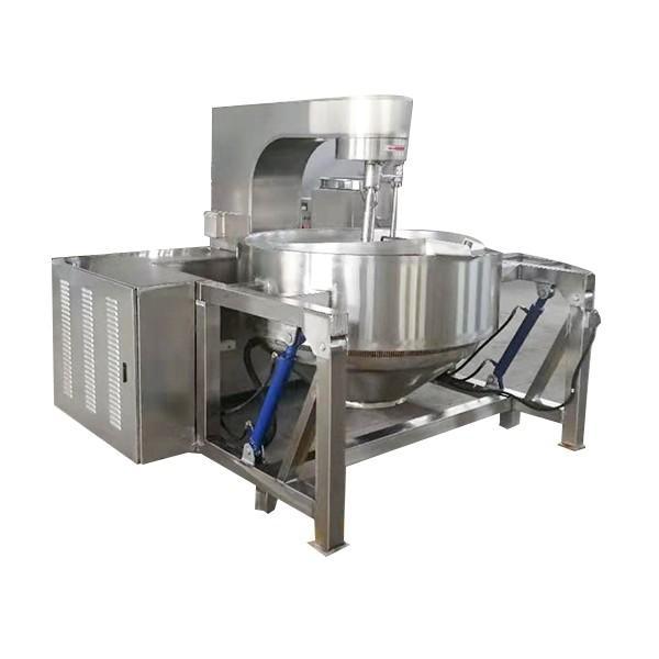 Automatic Large Popcorn Making Machine #1 image