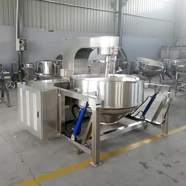 Automatic Large Popcorn Making Machine #3 image