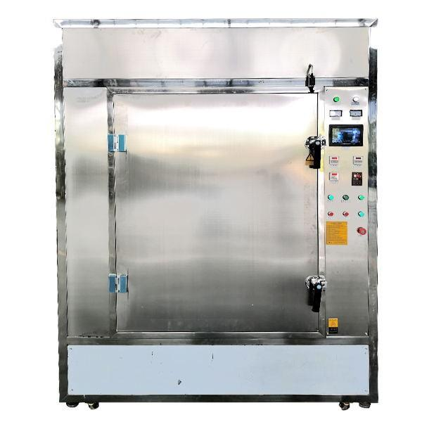 Industrial Microwave Batch Oven #1 image